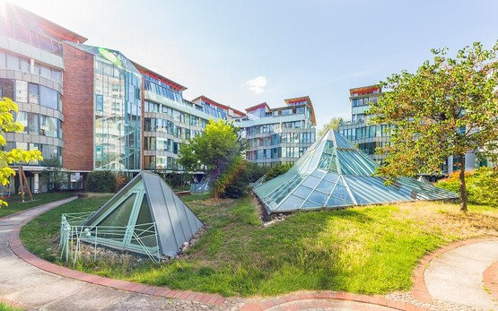 Wohnung mieten in der Landsberger Allee in Berlin - Grand City Property