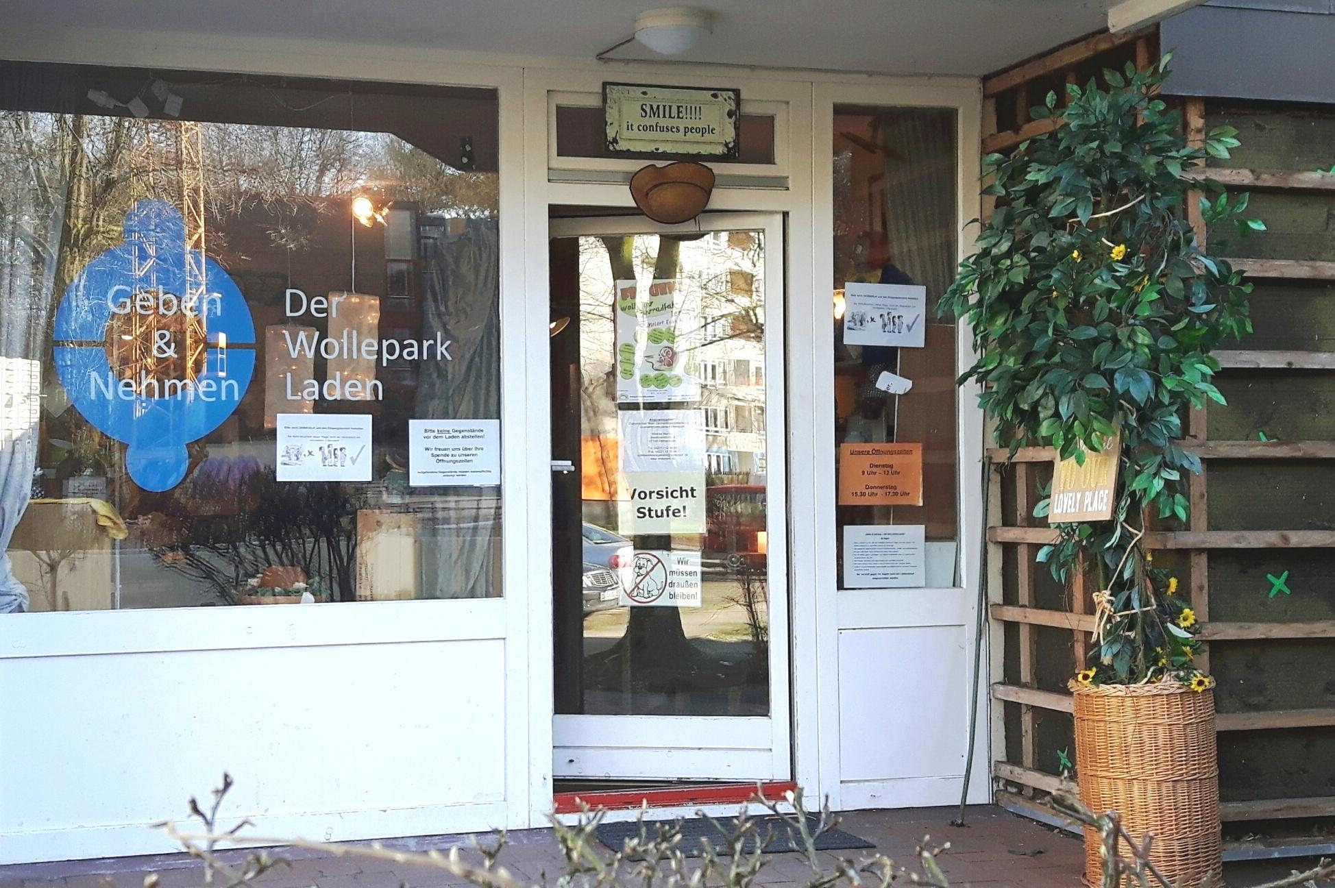 gcp unterst tzt den umsonstladen in delmenhorst grand city property gcp wohnungssuche. Black Bedroom Furniture Sets. Home Design Ideas