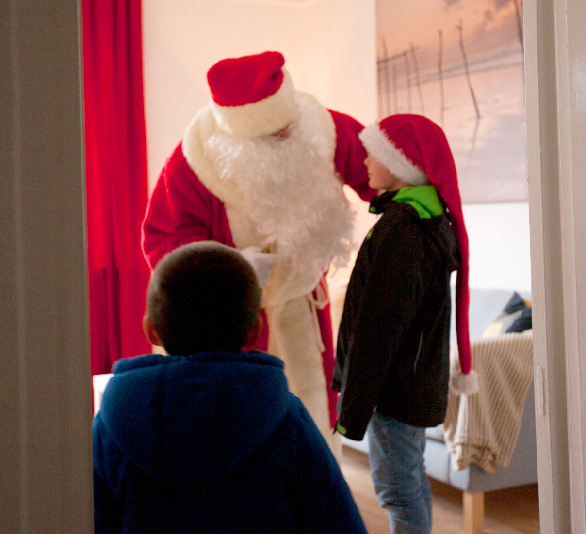 Nikolaus besucht Mieter in Bremerhaven   Grand City Property – GCP ...