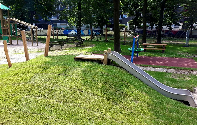 der spielplatz im wollepark in delmenhorst ist fertig grand city property gcp. Black Bedroom Furniture Sets. Home Design Ideas